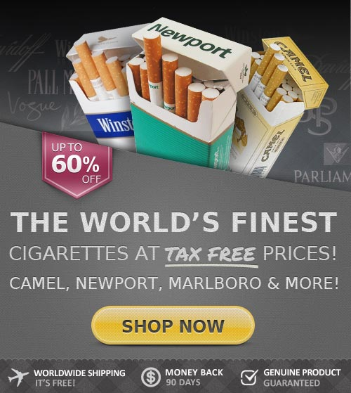 Where to get cheap cigarettes in USA